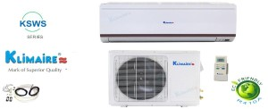 Klimaire Split AC ksws018-C213 COOL ONLY UNITS