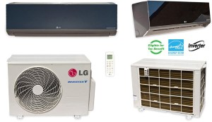 LA180HSV4  LG Split Air conditioner  - Includes LAN180HSV4  LAU180HSV4  - SEER 20