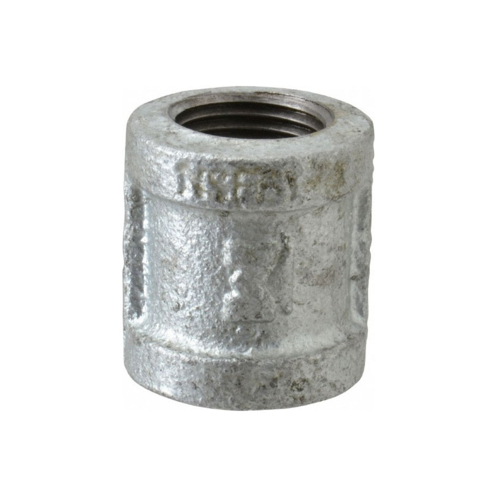 "Southland 511-203 - Galvanized Coupling, 1/2""I.D."