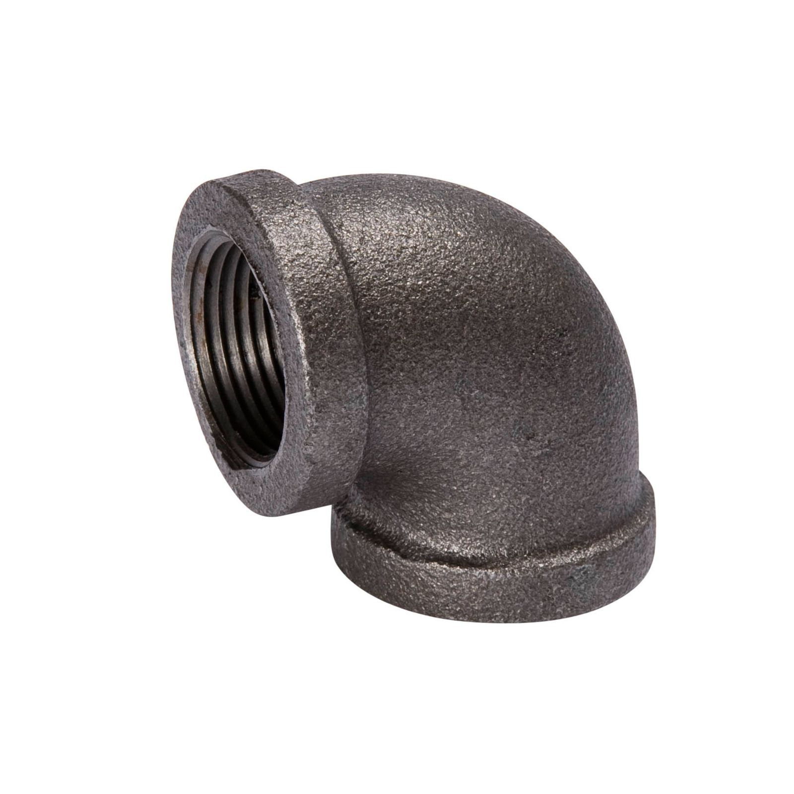 "Southland 520-003 - Black 90 Degree Elbow, 1/2"" I.D."