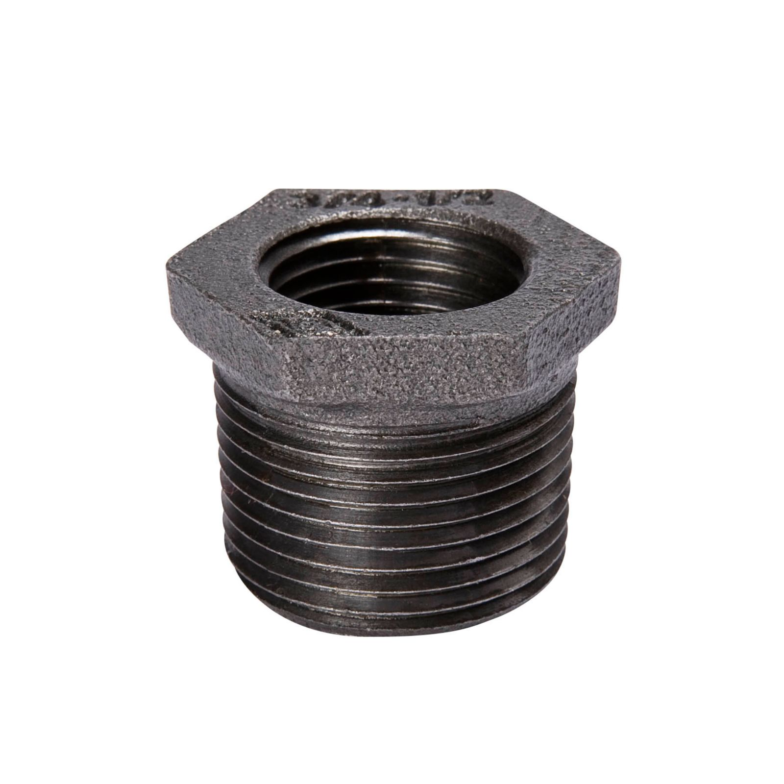 "Southland 521-943 - Black Hex Bushing, 3/4"" X 1/2"" I.D."