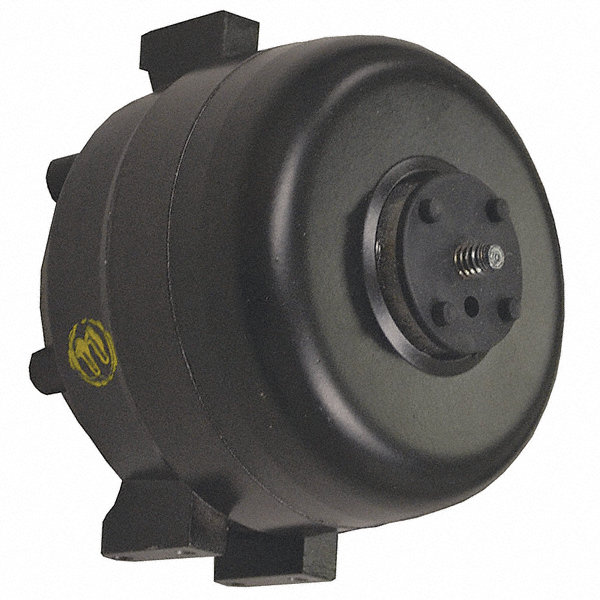 1/100 HP Unit Bearing Motor, Shaded Pole, 1550 Nameplate RPM,115 Voltage, Frame Non-Standard