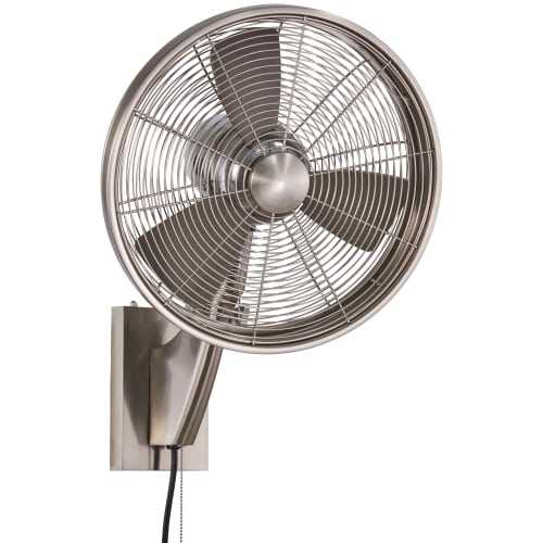 MinkaAire Anywhere 15' Diameter 3 Speed Indoor / Outdoor Wall Mount Fan