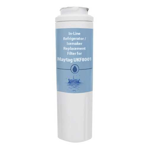 Replacement Water Filter Cartridge for Maytag Refrigerator MFI2665XEM1