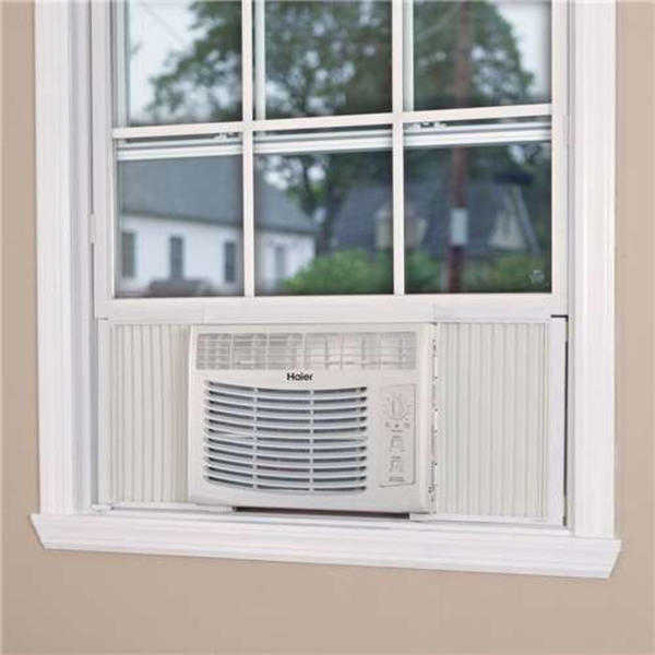 Haier HWF05XC2 5000K BTU Room Window Air Conditioner - White