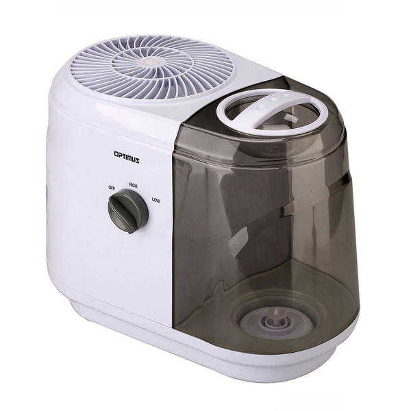 Optimus 33015 2.0 Gallon Cool Mist Evaporative Humidifier