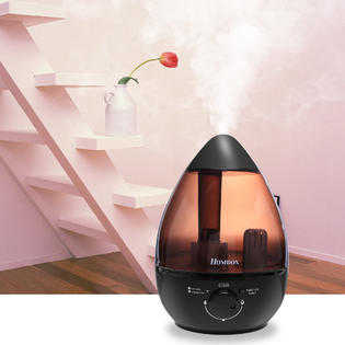 Homdox Humidifier Aromatherapy Air Mist Mini Humidifier For Bedrooms, Living Rooms, Home and Office