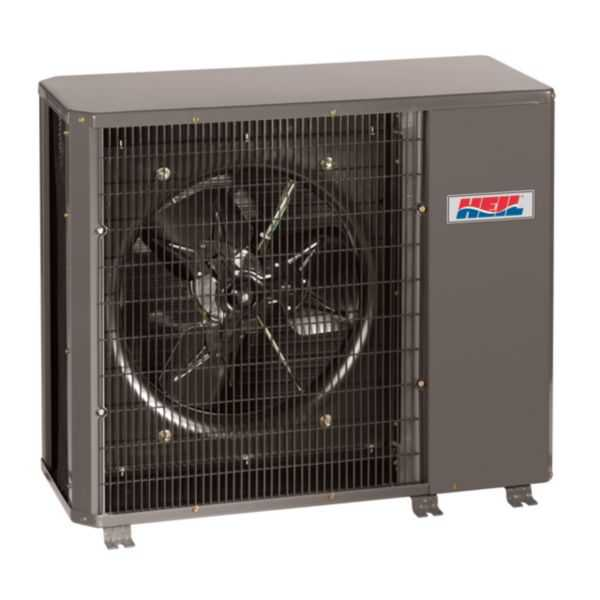 Heil - NH4A430AKA - 2-1/2 Ton, 14 SEER Horizontal Discharge Air Conditioning Condenser R410A