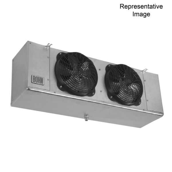 Heatcraft - Bohn - ADT370AK - 37,000 BTUH Low Profile Unit Cooler: Air Defrost (115V)