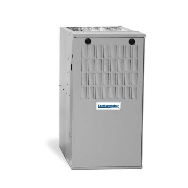 Comfortmaker F8MVL0902116B - Mainline 88K BTUH Low NOx Multi-position 80% 2-Stage Communicating Gas Furnace, Var Speed ECM