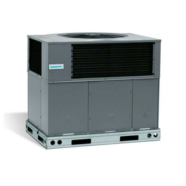 Comfortmaker PAD360000H000C - Standard 5 Ton 13 SEER R410a Air Conditioner Package Unit, 208/230-3-60