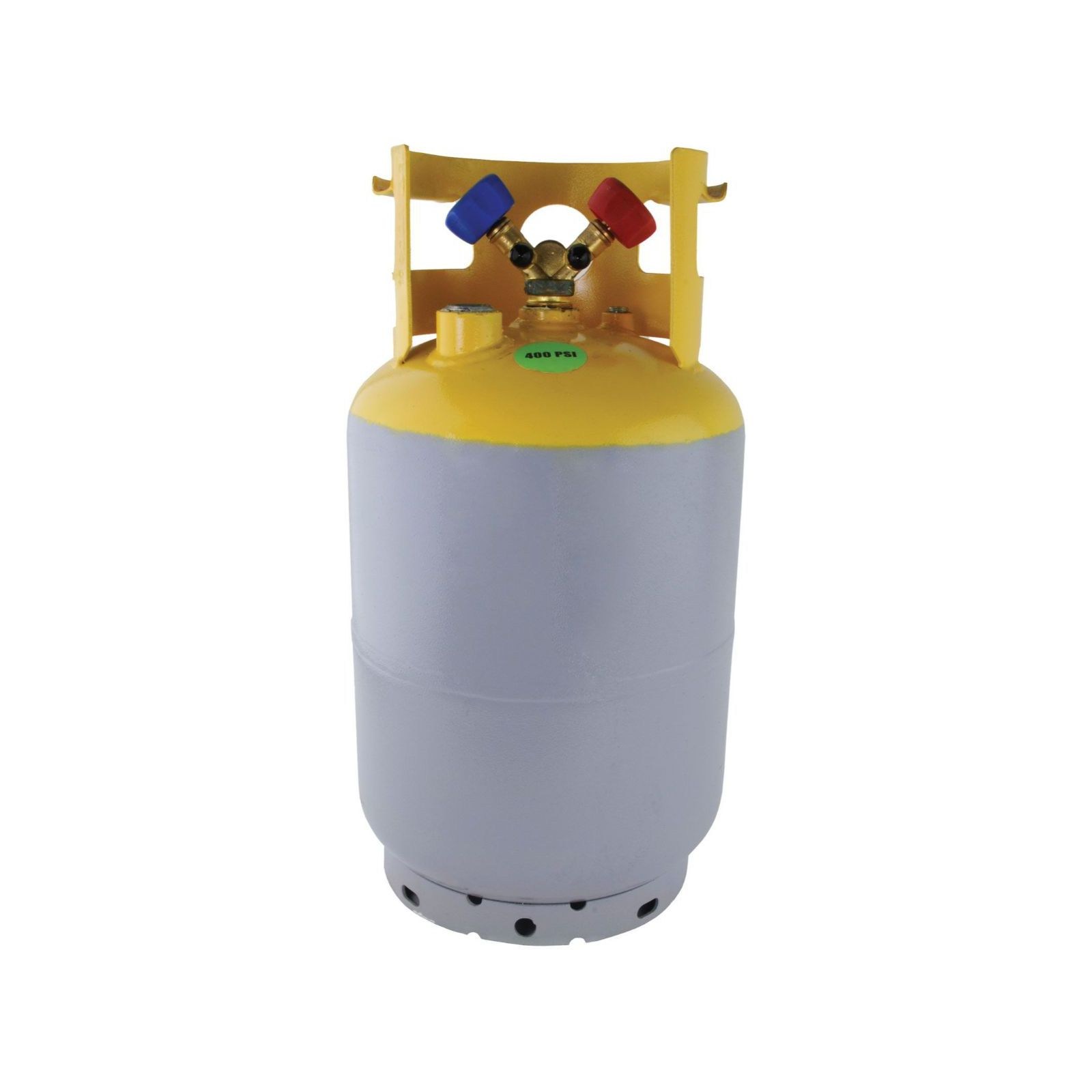 Mastercool 62010 - Refrigerant Recovery Cylinder - 400 psi (30 lbs)