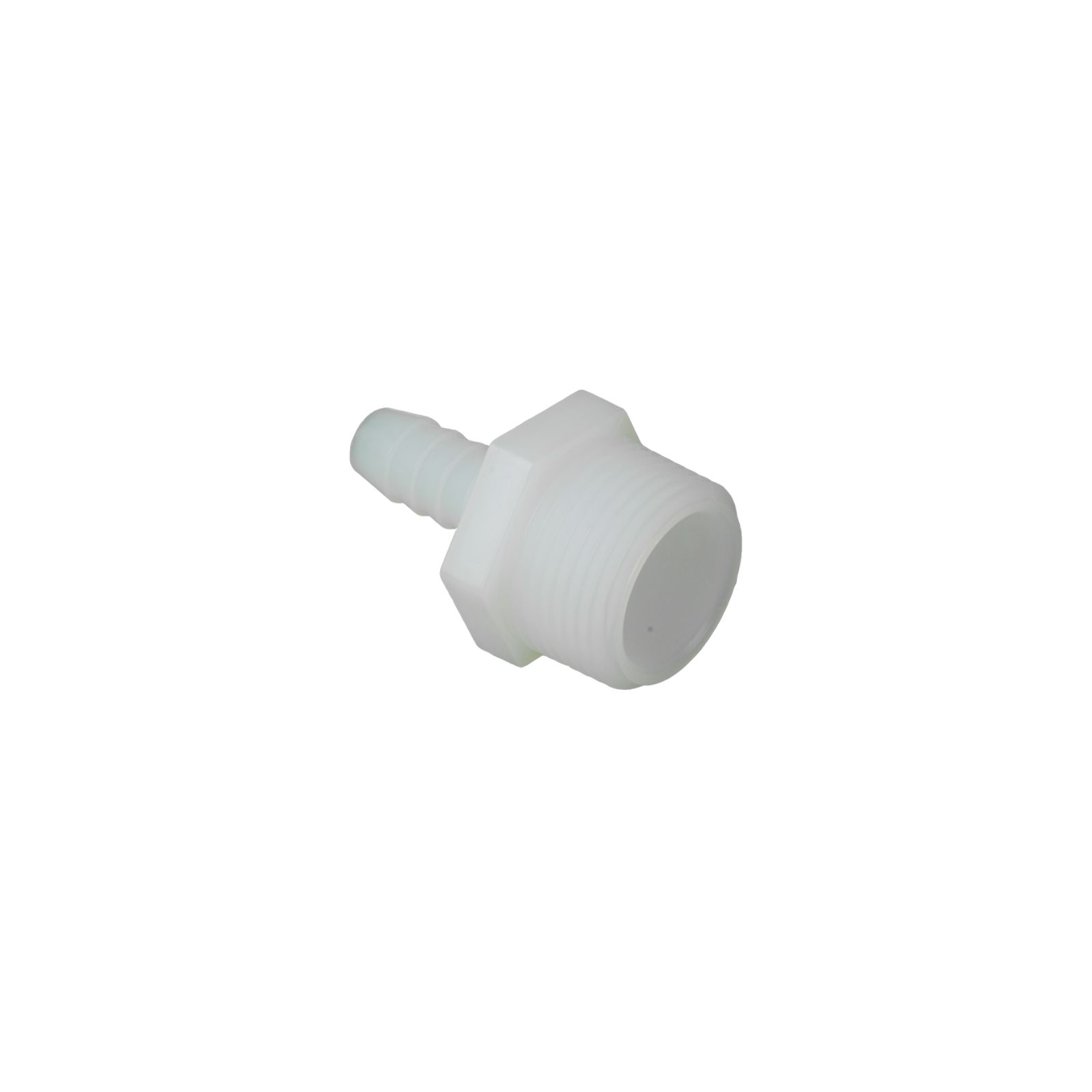 "DiversiTech 701-043 - Nylon Male Adapter (3/8"" Barb X 3/4"" MIPT), Pack Of 2"