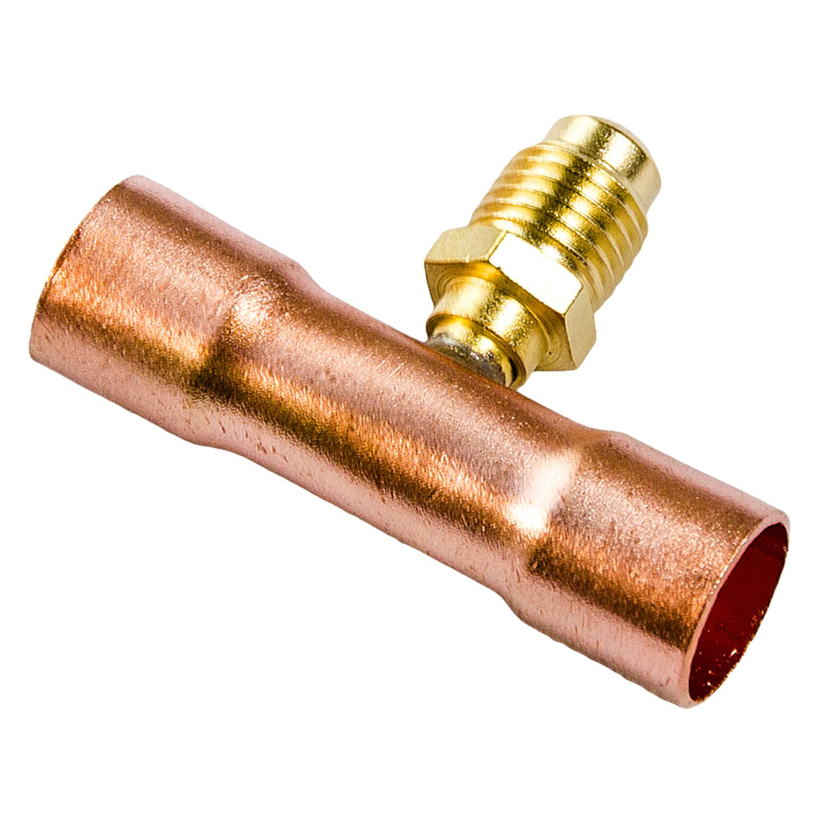 C&D Valve CD8412 - Copper Access Tee, 1/2""