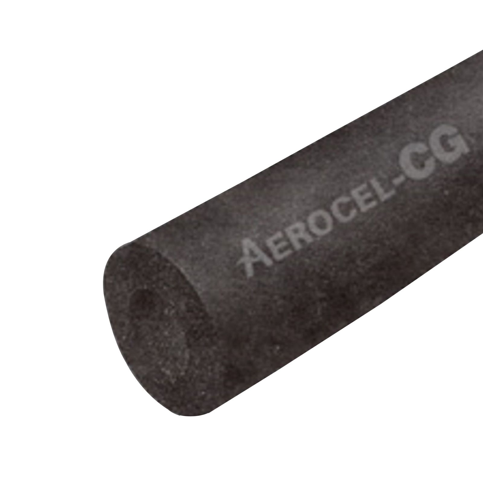 "Aeroflex CG11812 - Elastomeric Tubing Insulation, 1-1/8"" ID X 1/2"" Wall Thickness, Fits 1-1/8"" OD Tubing"