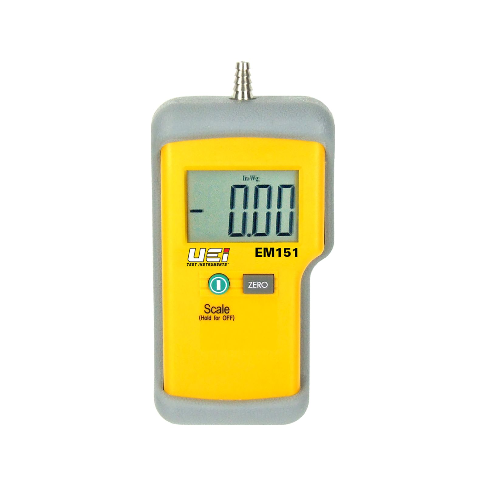 Universal EM151 - Electronic Manometer, Single Input