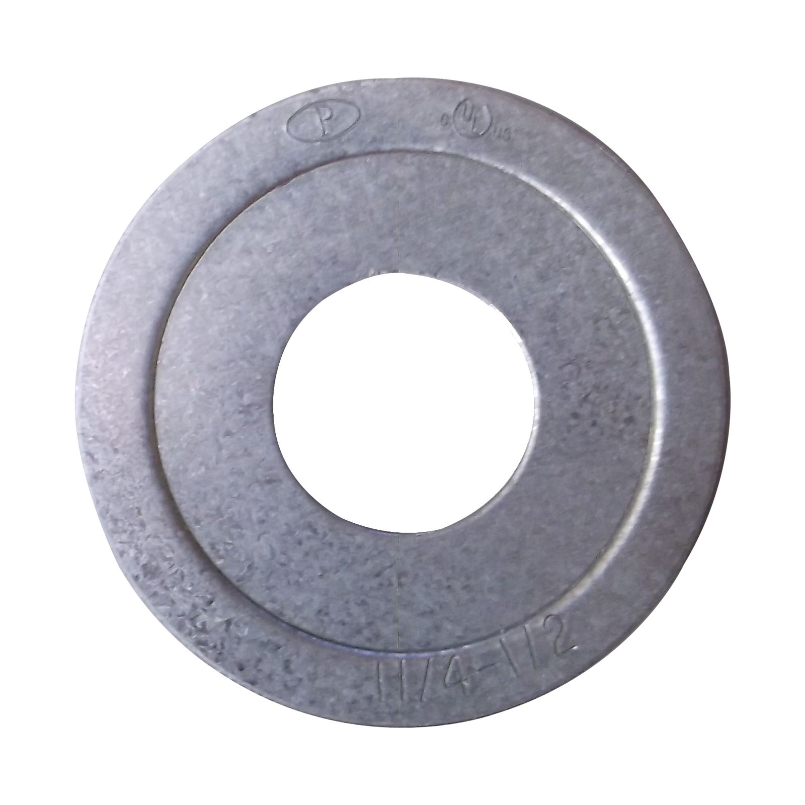 "MA-Line MA-E298-41 - Reducing Washer, 1 1/4"" X 1/2"", Type ""F"""