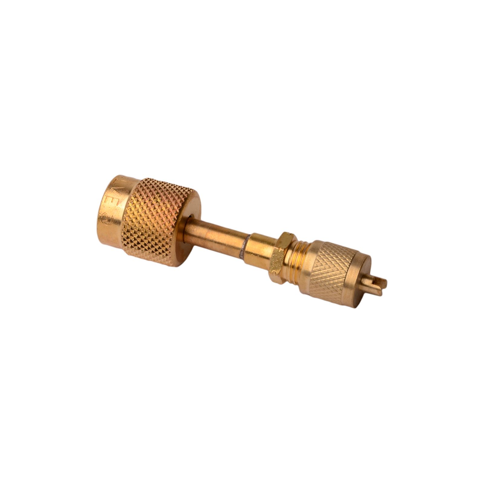 "DiversiTech MSA-45 - 1/4"" Male Flare X 1/2"" - 20 UNF Female Brass Adapter"