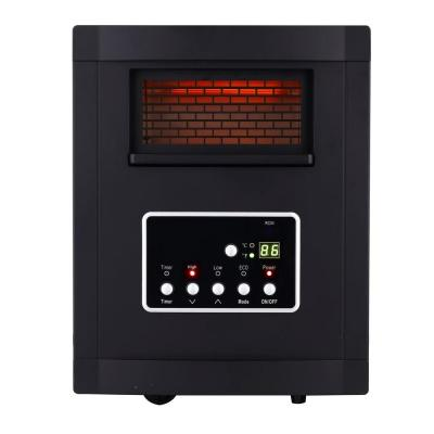 1500-Watt Large Room Infrared Quartz Heater with Remote