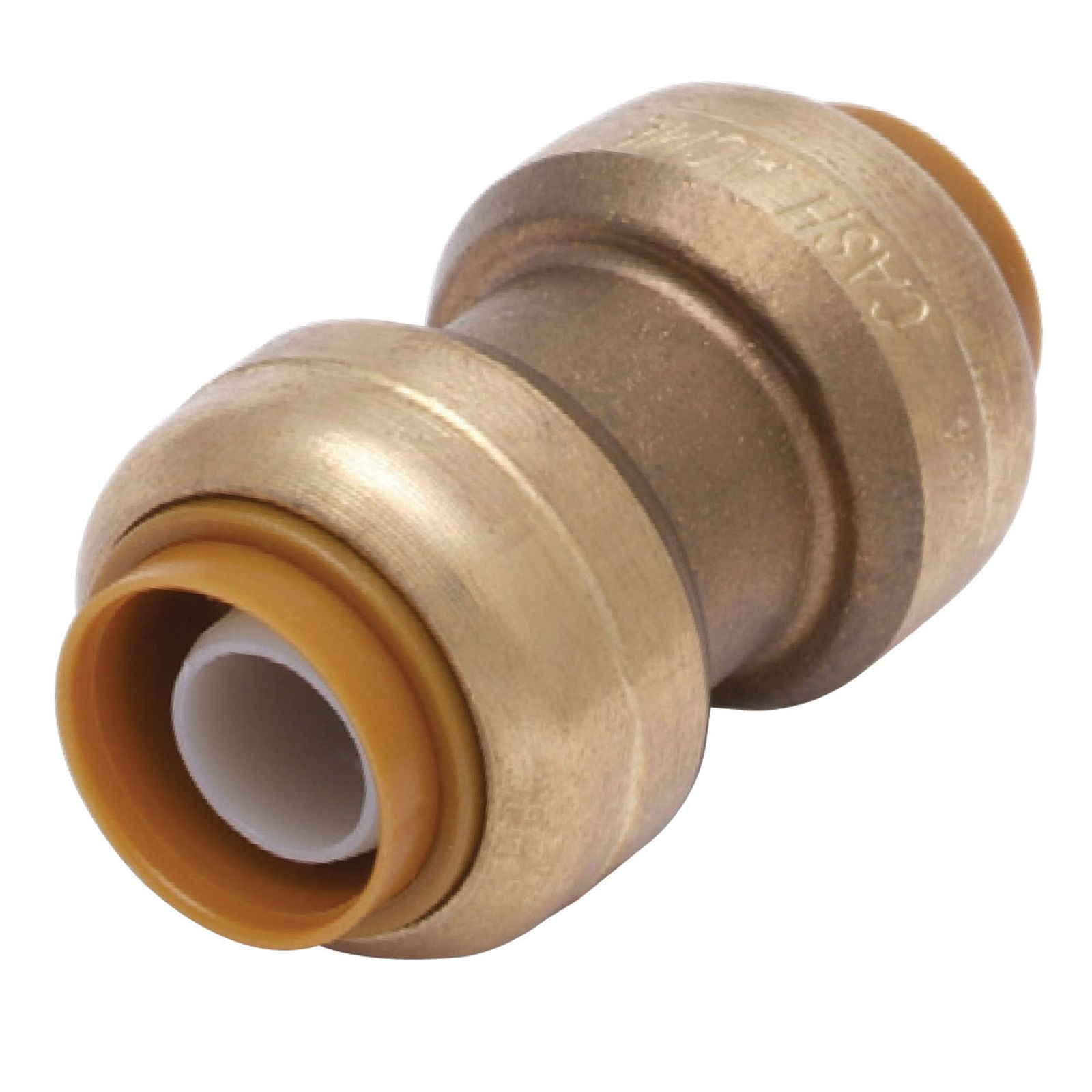 "SharkBite U008LF -  Coupling 1/2"" Lead Free"